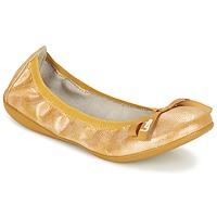 Παπούτσια Γυναίκα Μπαλαρίνες Les P'tites Bombes ELLA Yellow