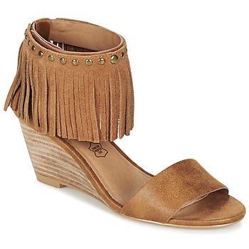 Παπούτσια Γυναίκα Σανδάλια / Πέδιλα LPB Shoes NADIA Camel