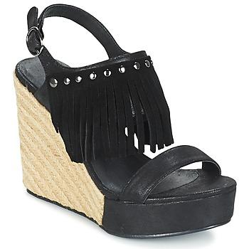 Παπούτσια Γυναίκα Σανδάλια / Πέδιλα LPB Woman SABINE Black