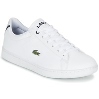 Παπούτσια Παιδί Χαμηλά Sneakers Lacoste CARNABY EVO BL 1 άσπρο