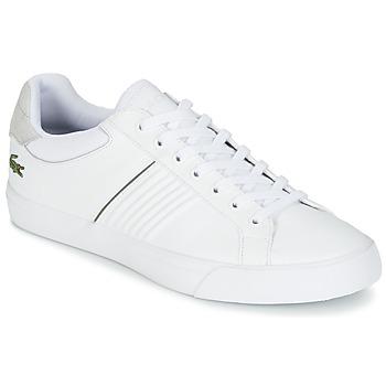 Παπούτσια Άνδρας Χαμηλά Sneakers Lacoste FAIRLEAD 117 1 Άσπρο