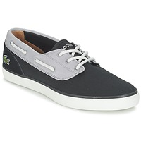 Παπούτσια Άνδρας Boat shoes Lacoste JOUER DECK 117 1 Black