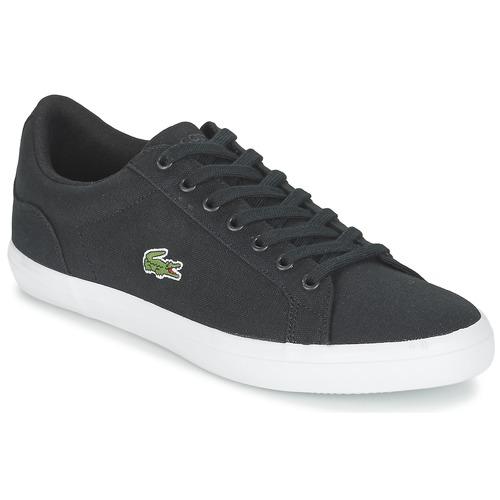 Παπούτσια Άνδρας Χαμηλά Sneakers Lacoste LEROND BL 2 Black