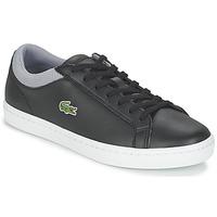 Παπούτσια Άνδρας Χαμηλά Sneakers Lacoste STRAIGHTSET SP 117 2 Black