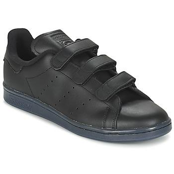 Παπούτσια Άνδρας Χαμηλά Sneakers adidas Originals STAN SMITH CF Black