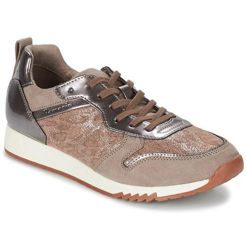 Παπούτσια Γυναίκα Χαμηλά Sneakers Tamaris ROUFO Pepper