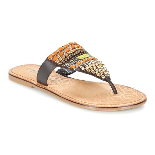 Παπούτσια Γυναίκα Σαγιονάρες Tamaris NIRI Brown