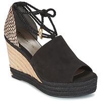 Παπούτσια Γυναίκα Σανδάλια / Πέδιλα Tamaris NERE Black