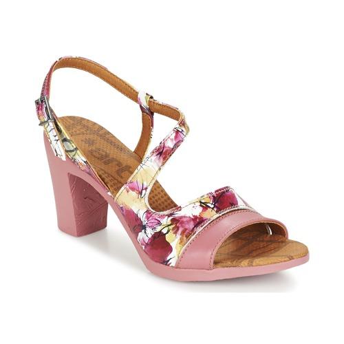 Παπούτσια Γυναίκα Σανδάλια / Πέδιλα Art RIO ροζ