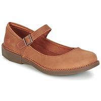 Παπούτσια Γυναίκα Μπαλαρίνες Art BERGEN Brown