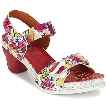 Παπούτσια Γυναίκα Σανδάλια / Πέδιλα Art I  ENJOY ροζ