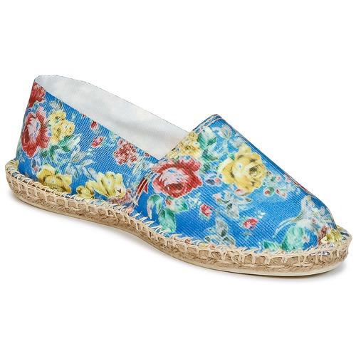 Παπούτσια Γυναίκα Εσπαντρίγια Art of Soule PRINT μπλέ
