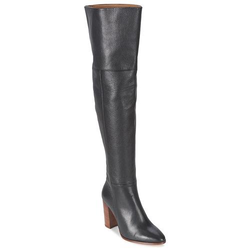 Παπούτσια Γυναίκα Ψηλές μπότες Fericelli NIRI Black