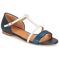 Παπούτσια Γυναίκα Σανδάλια / Πέδιλα Emma Go KEIRA MARINE / άσπρο