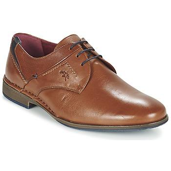 Παπούτσια Άνδρας Derby Fluchos ALONSO Brown