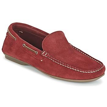 Παπούτσια Άνδρας Μοκασσίνια Fluchos LEX Red