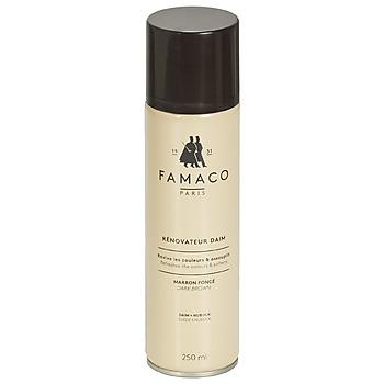 """Φροντίδα Famaco Aérosol """"Rénovateur Daim"""" marron foncé 250 ml"""