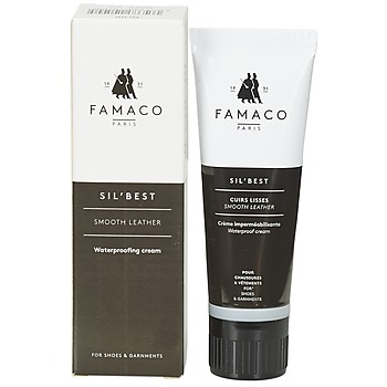 Αξεσουάρ Αποτρίχωση Famaco Tube applicateur cirage noir 75 ml Black