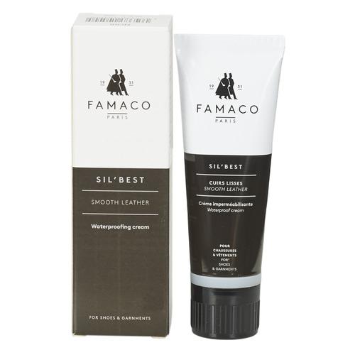 Αξεσουάρ Αποτρίχωση Famaco Tube applicateur cirage noir 75 ml Black