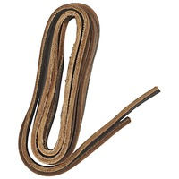 Αξεσουάρ Accessoires Υποδήματα Famaco Lacet cuir 120 cm marron fonce Brown / Fonce