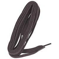 Αξεσουάρ Accessoires Υποδήματα Famaco Lacet plat 90 cm marron fonce Brown / Fonce