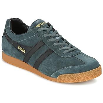 Παπούτσια Άνδρας Χαμηλά Sneakers Gola HARRIER Grey / Black
