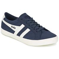 Παπούτσια Άνδρας Χαμηλά Sneakers Gola VARSITY MARINE / άσπρο