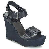 Παπούτσια Γυναίκα Σανδάλια / Πέδιλα G-Star Raw CLARO WEDGE MARINE