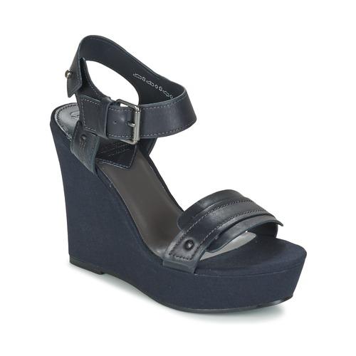 Παπούτσια Γυναίκα Σανδάλια / Πέδιλα G-Star Raw CLARO WEDGE Marine
