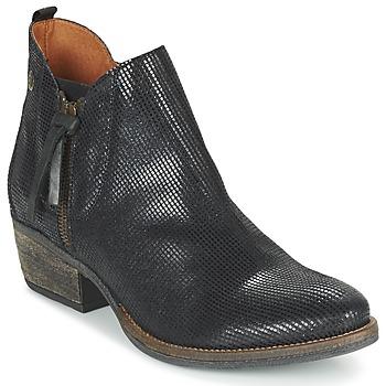 Παπούτσια Γυναίκα Μπότες Coqueterra LIZZY Black