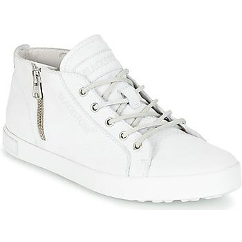 Παπούτσια Γυναίκα Ψηλά Sneakers Blackstone NL35 άσπρο