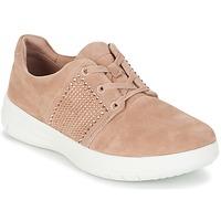 Παπούτσια Γυναίκα Χαμηλά Sneakers FitFlop SPORTY-POP X CRYSTAL Ροζ