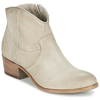 Παπούτσια Γυναίκα Μπότες Mjus DONELLA TAUPE