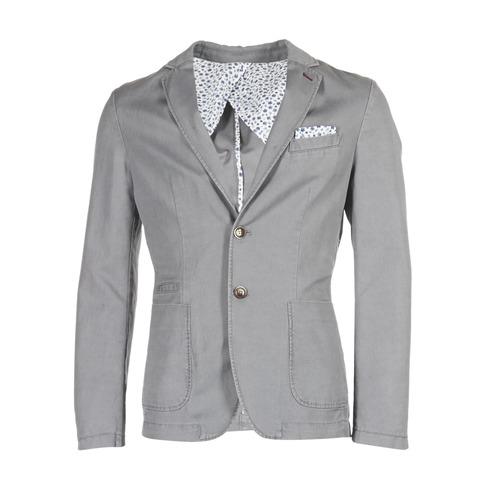 Υφασμάτινα Άνδρας Σακάκι / Blazers Benetton MASKIOL Grey