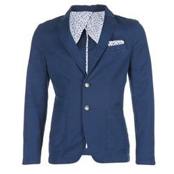 Υφασμάτινα Άνδρας Σακάκι / Blazers Benetton MASKIOL MARINE