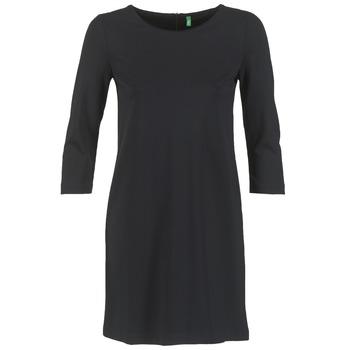 Υφασμάτινα Γυναίκα Κοντά Φορέματα Benetton SAVONI Black