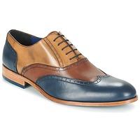 Παπούτσια Άνδρας Richelieu Brett & Sons ROLIATE Brown / Beige / μπλέ