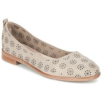 Παπούτσια Γυναίκα Μπαλαρίνες Clarks ALANIA ROSA Beige