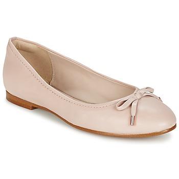 Παπούτσια Γυναίκα Μπαλαρίνες Clarks GRACE LILY Ροζ