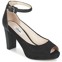 Παπούτσια Γυναίκα Σανδάλια / Πέδιλα Clarks KENDRA ELLA Black