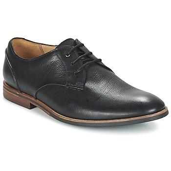 Παπούτσια Άνδρας Derby Clarks BROYD WALK Black
