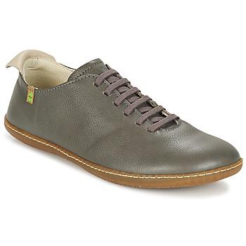 Παπούτσια Derby El Naturalista EL VIAJERO FLIDSU Grey