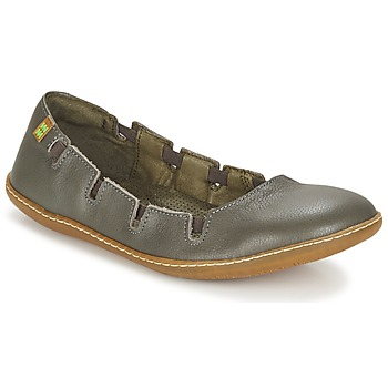 Παπούτσια Γυναίκα Μπαλαρίνες El Naturalista EL VIAJERO Grey
