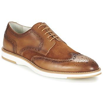 Παπούτσια Άνδρας Derby Heyraud ETIENNE Brown