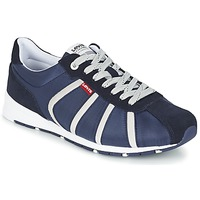 Παπούτσια Άνδρας Χαμηλά Sneakers Levi's ALMAYER II MARINE / άσπρο