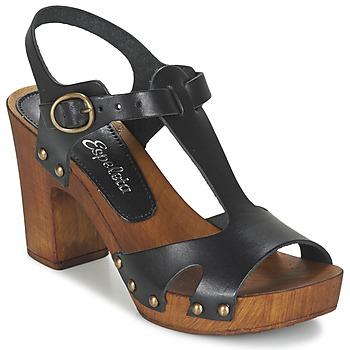 Παπούτσια Γυναίκα Σανδάλια / Πέδιλα Lola Espeleta NICIA Black