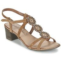 Παπούτσια Γυναίκα Σανδάλια / Πέδιλα Lola Espeleta GENIAL COGNAC