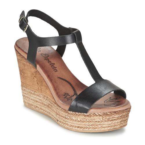 Παπούτσια Γυναίκα Σανδάλια / Πέδιλα Lola Espeleta PATSY Black