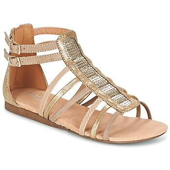 Παπούτσια Κορίτσι Σανδάλια / Πέδιλα Bullboxer JEZIANA Gold