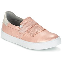 Παπούτσια Κορίτσι Slip on Bullboxer ADJAGUE ροζ / DORE